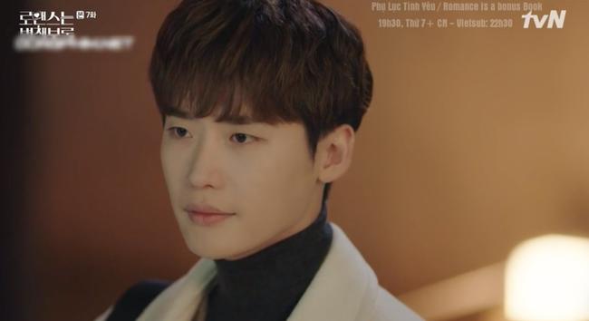 Phụ lục tình yêu: Lee Jong Suk ngậm ngùi nhìn Lee Na Young hẹn hò với trai trẻ - Ảnh 4.
