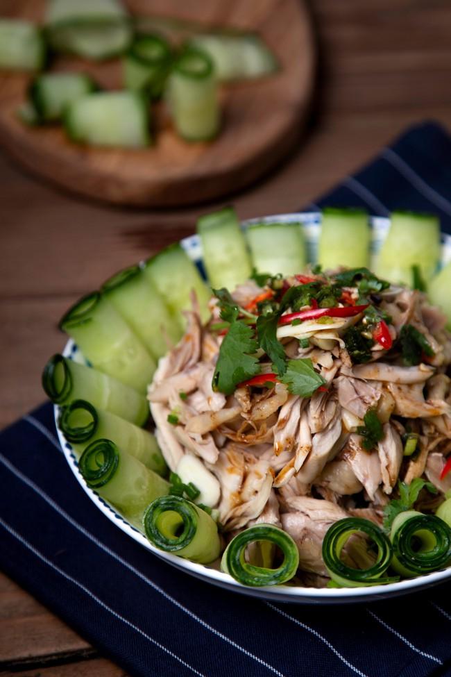 Món salad ngon: Làm món salad ngon, đẹp hơn cả ăn ở ngoài nhà hàng - Ảnh 7.