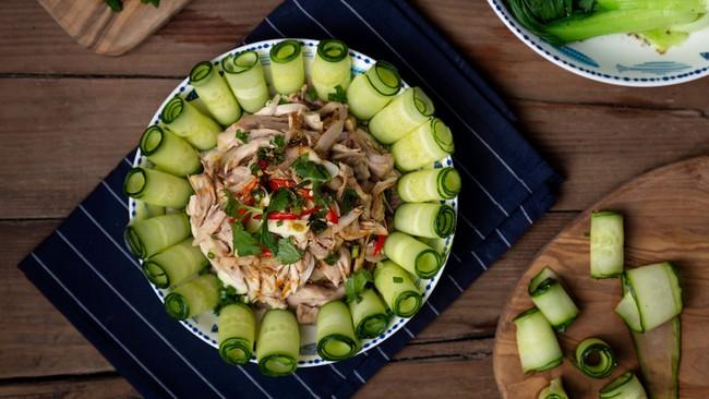 Món salad ngon: Làm món salad ngon, đẹp hơn cả ăn ở ngoài nhà hàng - Ảnh 8.