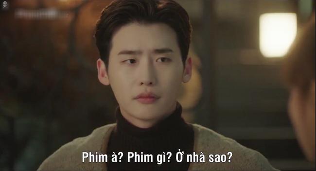 Phụ lục tình yêu: Hẹn hò với trai trẻ nhưng Lee Na Young lại toàn nhắc đến Lee Jong Suk - Ảnh 3.