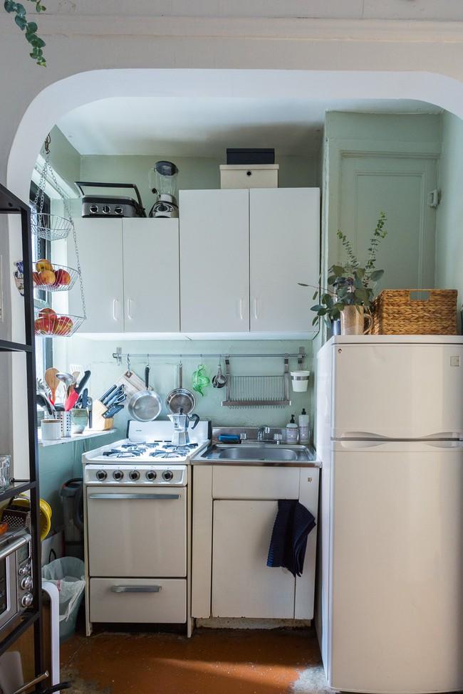 Muốn phòng bếp nhỏ gọn gàng thì đây là 6 mẹo ai ai cũng nên áp dụng - Ảnh 1.