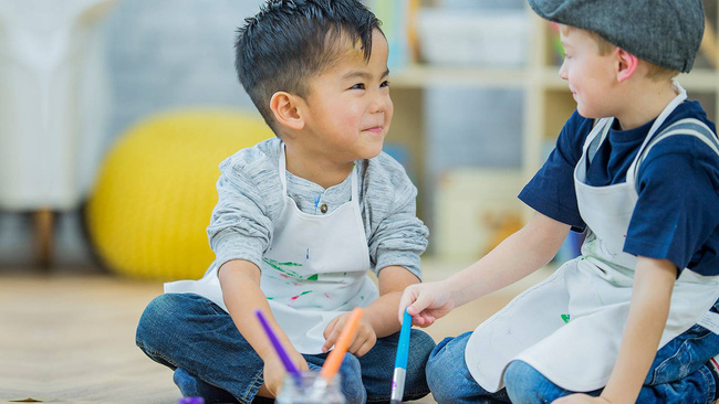 Kỹ năng sống cho trẻ: Những kỹ năng sống cho trẻ độ tuổi đến trường - Ảnh 3.
