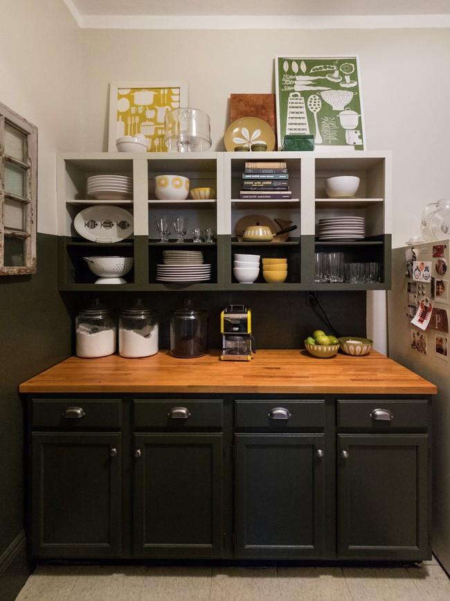 Muốn phòng bếp nhỏ gọn gàng thì đây là 6 mẹo ai ai cũng nên áp dụng - Ảnh 4.