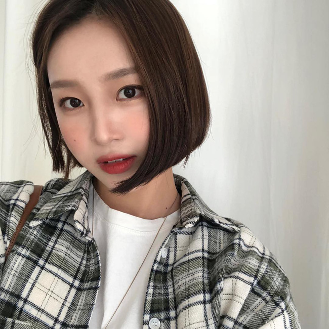 Các hot girl Hàn đánh mắt rất nhẹ nhưng vẫn xinh lồng lộn là nhờ cả vào bí kíp 2 giây này - Ảnh 4.