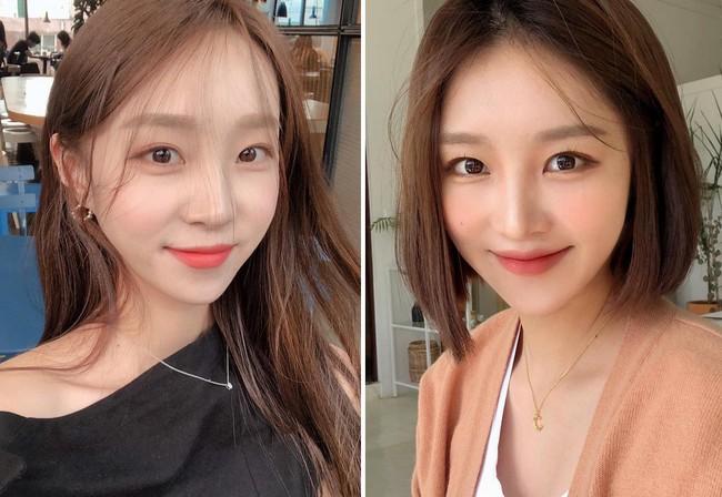 Các hot girl Hàn đánh mắt rất nhẹ nhưng vẫn xinh lồng lộn là nhờ cả vào bí kíp 2 giây này - Ảnh 2.