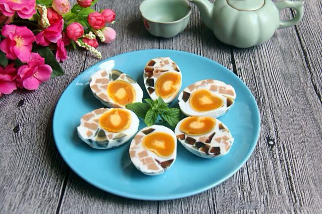 Cách làm trứng hấp: Cùng học cách làm trứng hấp ngon miệng. đẹp mắt - Ảnh 5.