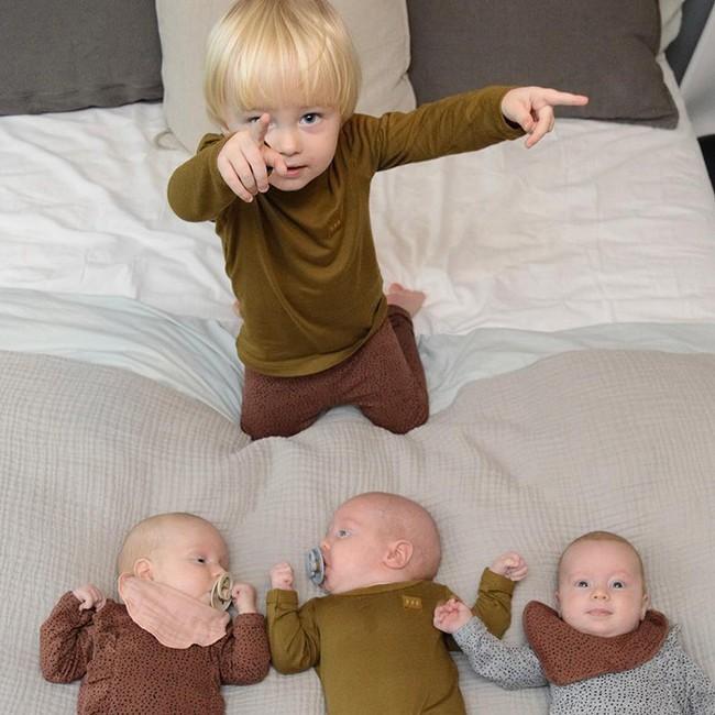 Choáng váng với bụng bầu của mẹ sinh ba và chứng kiến sự tàn phá không nói thành lời của cơ thể mẹ sau sinh - Ảnh 5.