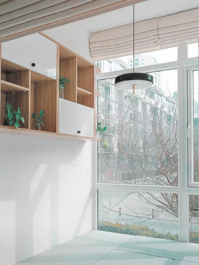 Căn hộ 48m² hẹp và dài gây ấn tượng với thiết kế mở có thể ở đến 6 người  - Ảnh 10.