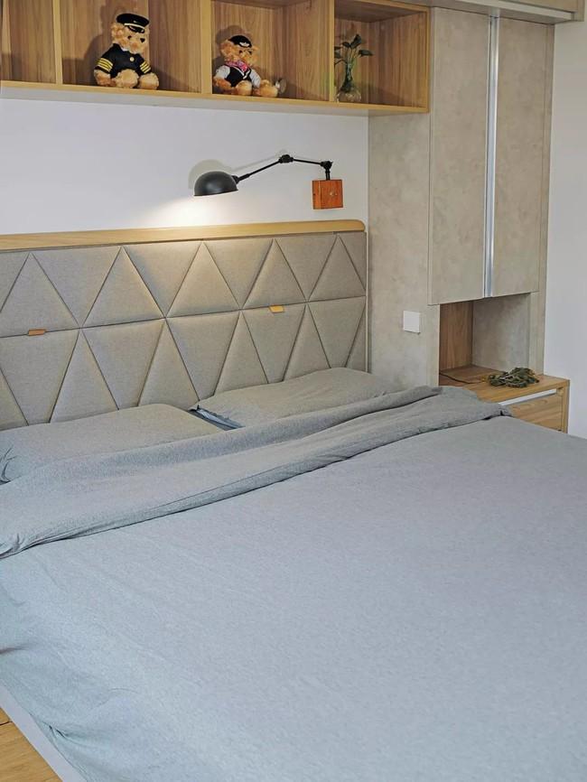 Căn hộ 48m² hẹp và dài gây ấn tượng với thiết kế mở có thể ở đến 6 người  - Ảnh 15.