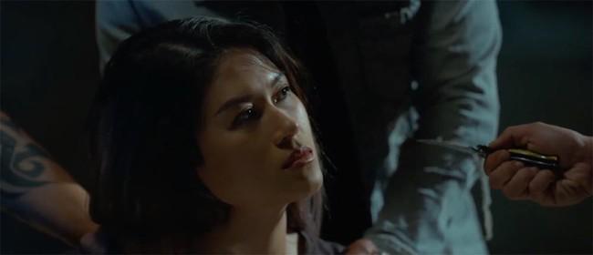 Ngọc Thanh Tâm đau đớn nhìn Phở Đặc Biệt bị giang hồ đánh đập dã man - Ảnh 6.