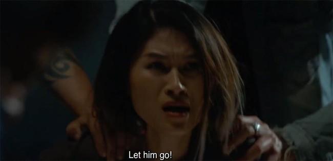 Ngọc Thanh Tâm đau đớn nhìn Phở Đặc Biệt bị giang hồ đánh đập dã man - Ảnh 9.