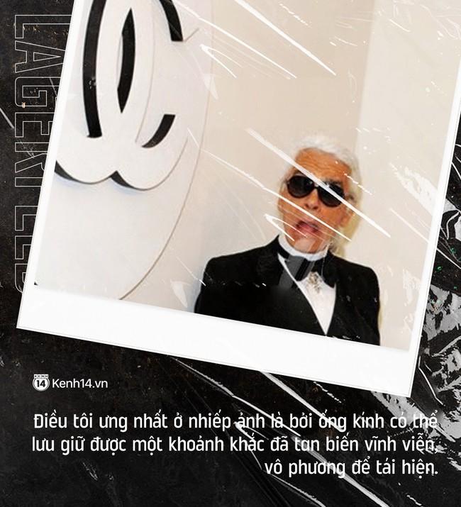 Karl Lagerfeld và 20 câu danh ngôn bất hủ về thời trang cùng nhân tình thế thái đang được dân tình share lại ầm ầm - Ảnh 12.