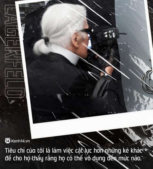 Karl Lagerfeld và 20 câu danh ngôn bất hủ về thời trang cùng nhân tình thế thái đang được dân tình share lại ầm ầm - Ảnh 14.