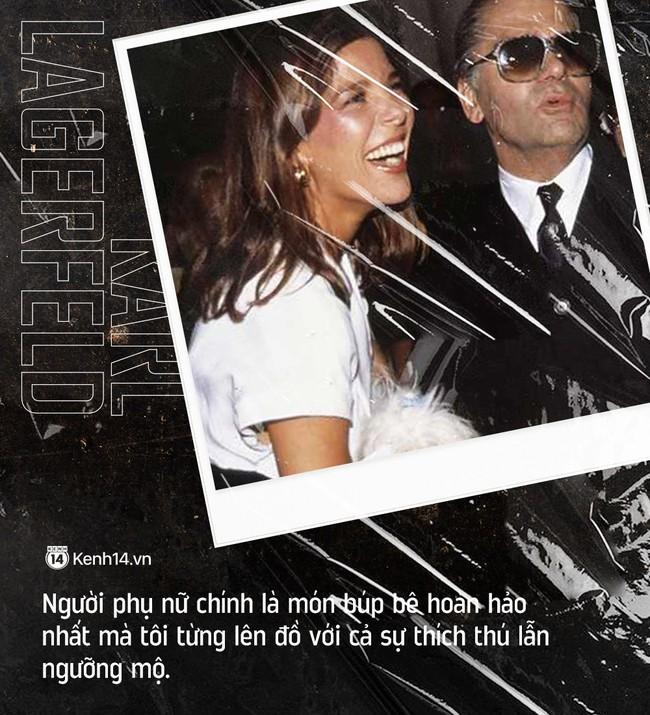 Karl Lagerfeld và 20 câu danh ngôn bất hủ về thời trang cùng nhân tình thế thái đang được dân tình share lại ầm ầm - Ảnh 17.
