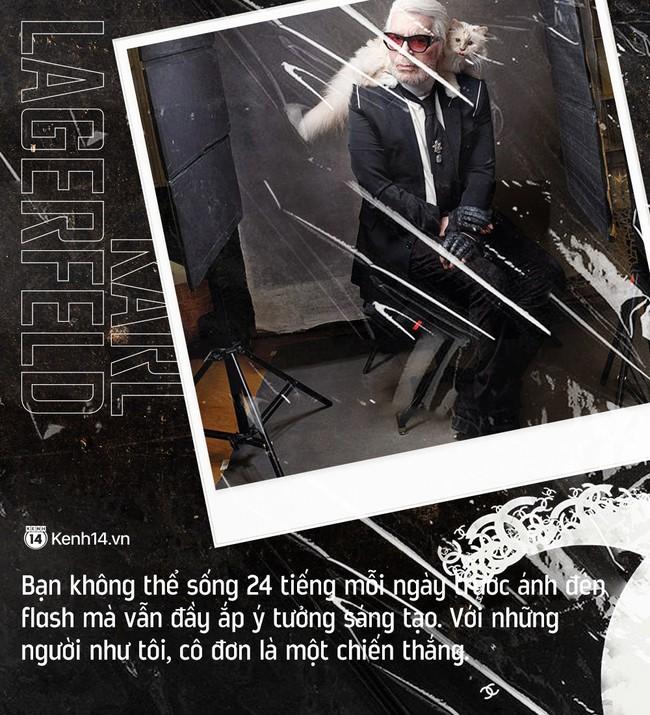 Karl Lagerfeld và 20 câu danh ngôn bất hủ về thời trang cùng nhân tình thế thái đang được dân tình share lại ầm ầm - Ảnh 3.