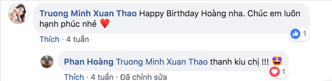 Hậu chia tay, Primmy Trương vẫn like ảnh, bình luận qua lại thân thiết với em trai Phan Thành - Ảnh 3.