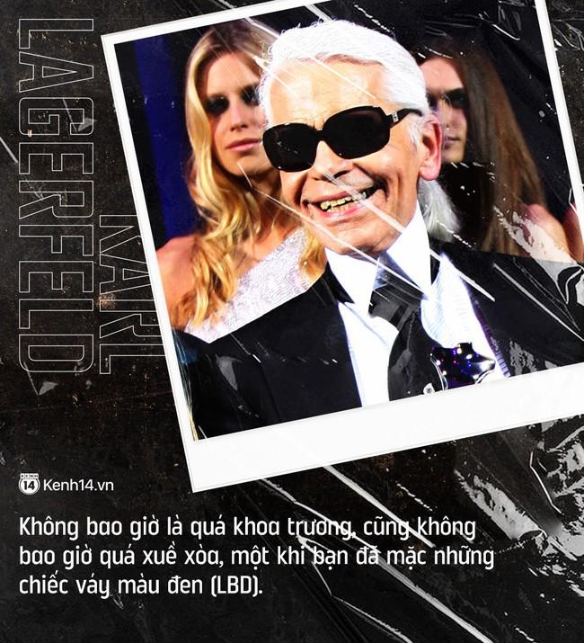Karl Lagerfeld và 20 câu danh ngôn bất hủ về thời trang cùng nhân tình thế thái đang được dân tình share lại ầm ầm - Ảnh 7.