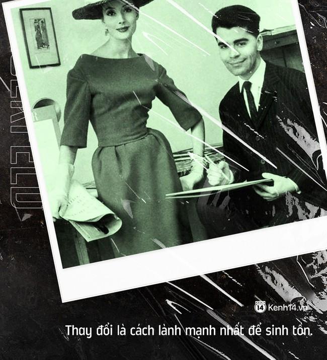 Karl Lagerfeld và 20 câu danh ngôn bất hủ về thời trang cùng nhân tình thế thái đang được dân tình share lại ầm ầm - Ảnh 8.