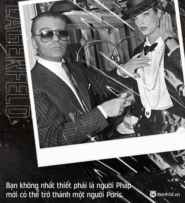 Karl Lagerfeld và 20 câu danh ngôn bất hủ về thời trang cùng nhân tình thế thái đang được dân tình share lại ầm ầm - Ảnh 9.