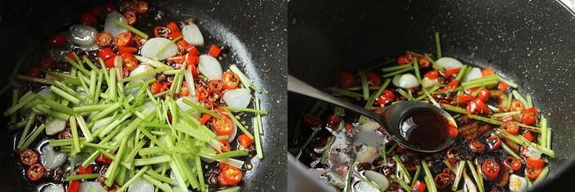 Dưa leo trộn chua cay: Cách làm dưa leo trộn chua cay cho gia đình - Ảnh 3.