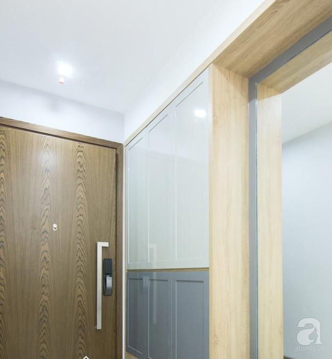 Căn hộ 95m² tạo ấn tượng đặc biệt nhờ lối thiết kế đơn giản, tinh tế ở Hà Đông, Hà Nội - Ảnh 1.