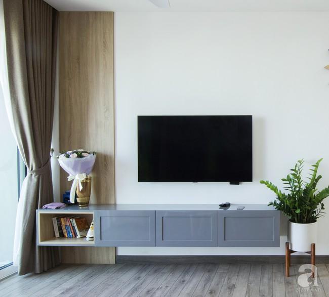 Căn hộ 95m² tạo ấn tượng đặc biệt nhờ lối thiết kế đơn giản, tinh tế ở Hà Đông, Hà Nội - Ảnh 4.