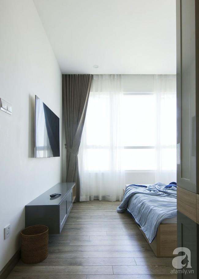 Căn hộ 95m² tạo ấn tượng đặc biệt nhờ lối thiết kế đơn giản, tinh tế ở Hà Đông, Hà Nội - Ảnh 14.