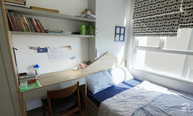 Căn hộ 95m² tạo ấn tượng đặc biệt nhờ lối thiết kế đơn giản, tinh tế ở Hà Đông, Hà Nội - Ảnh 11.