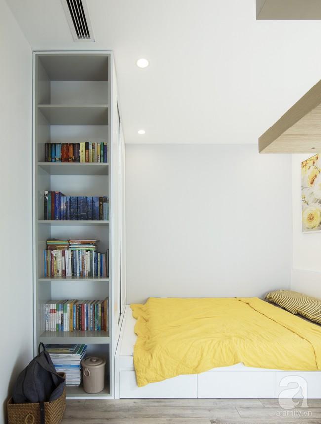 Căn hộ 95m² tạo ấn tượng đặc biệt nhờ lối thiết kế đơn giản, tinh tế ở Hà Đông, Hà Nội - Ảnh 17.