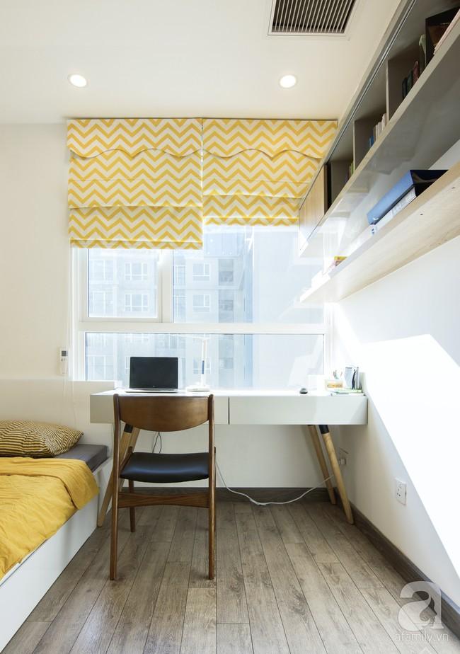 Căn hộ 95m² tạo ấn tượng đặc biệt nhờ lối thiết kế đơn giản, tinh tế ở Hà Đông, Hà Nội - Ảnh 18.