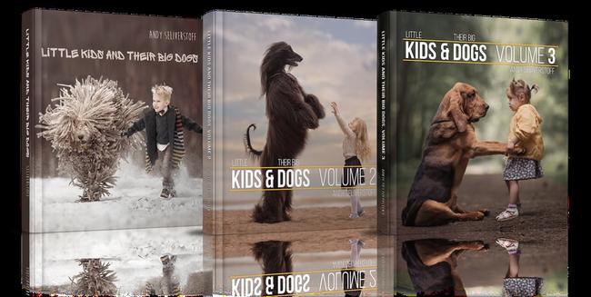 Bộ ảnh đẹp đến nao lòng của các bé chụp cùng thú cưng khổng lồ khiến ai nấy đều phải ngẩn ngơ, trầm trồ - Ảnh 3.