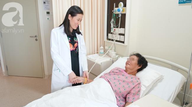 Chỉ sốt nhẹ và ho khan 2 tuần, người phụ nữ bất ngờ phát hiện mắc căn bệnh ung thư phổi - Ảnh 2.