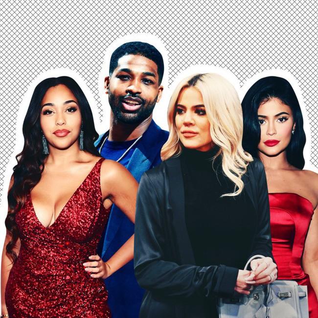 Bí ẩn: Làm sao cô chị vừa bị cắm sừng của Kylie Jenner có thể thay tã cho con với bộ nail cả cây số? - Ảnh 1.