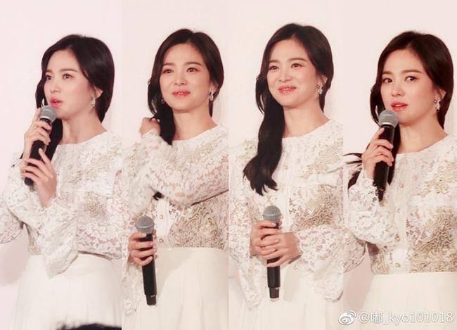 Kín đáo mà vẫn đẳng cấp đúng chuẩn minh tinh, bảo sao Song Hye Kyo cứ dự sự kiện là dân tình lại phải trầm trồ - Ảnh 5.