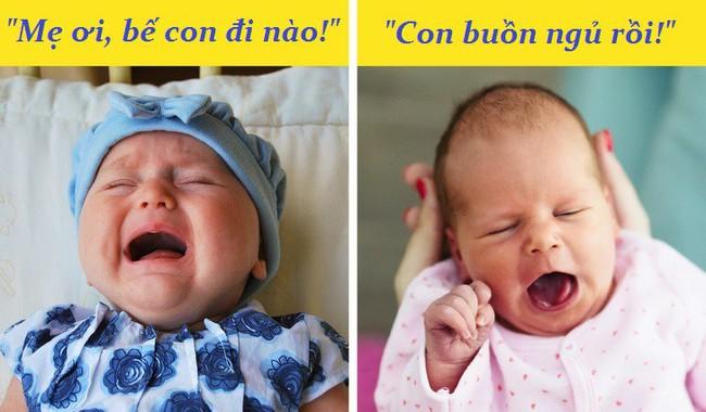 """Giải mã những dấu hiệu qua ngôn ngữ cơ thể mà bé sơ sinh đang muốn """"nói"""" với mẹ - Ảnh 2."""