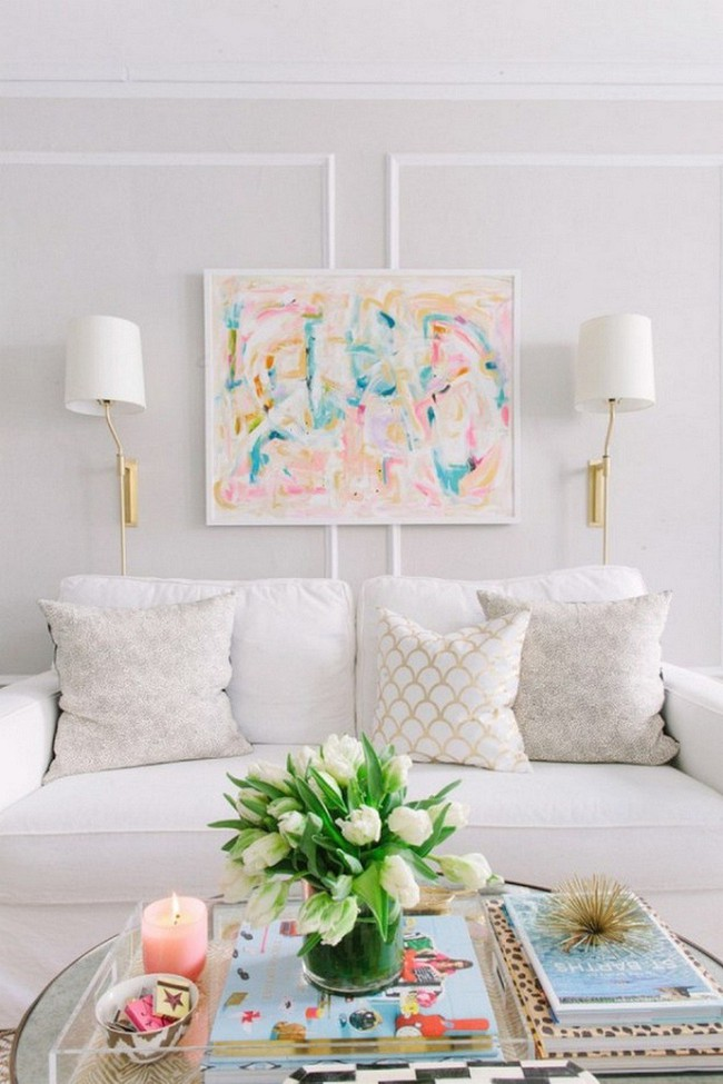 Nhiều người vô tâm đã bỏ lỡ mất cách làm đơn giản nhưng có thể thay đổi không gian phòng khách ngay tắp lự - Ảnh 2.