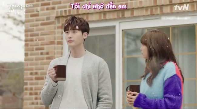 Phụ lục tình yêu: Công khai tỏ tình Lee Na Young, Lee Jong Suk nhận về cái kết đắng - Ảnh 1.