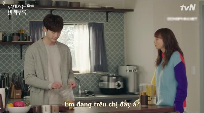Phụ lục tình yêu: Công khai tỏ tình Lee Na Young, Lee Jong Suk nhận về cái kết đắng - Ảnh 6.