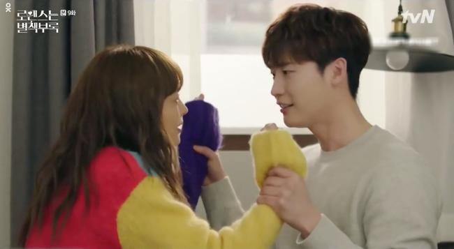 Phụ lục tình yêu: Công khai tỏ tình Lee Na Young, Lee Jong Suk nhận về cái kết đắng - Ảnh 8.