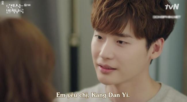 Phụ lục tình yêu: Công khai tỏ tình Lee Na Young, Lee Jong Suk nhận về cái kết đắng - Ảnh 7.