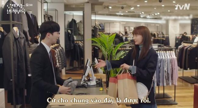 Phụ lục tình yêu: Không muốn Lee Jong Suk thích mình nhưng Lee Na Young lại rung động chỉ vì điều này - Ảnh 2.