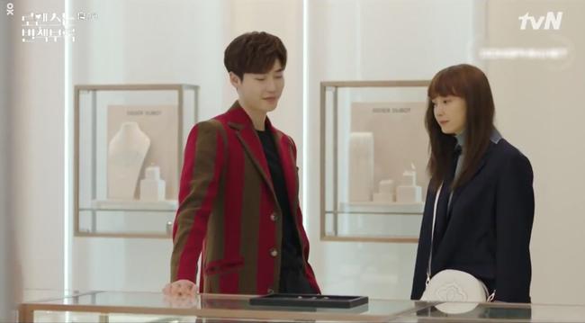 Phụ lục tình yêu: Không muốn Lee Jong Suk thích mình nhưng Lee Na Young lại rung động chỉ vì điều này - Ảnh 8.