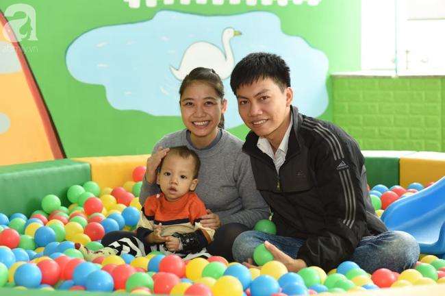 Con trai được 5 tháng tuổi, mẹ chết lặng phát hiện bệnh hiếm và đây là cách mà cha mẹ bé đối mặt - Ảnh 5.