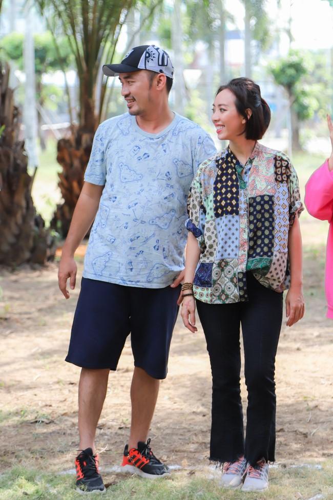 Cười ngất với Trận chiến sinh tử của vợ chồng Thu Trang - Tiến Luật - Ảnh 9.