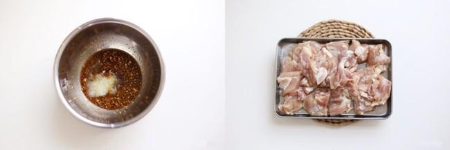 Trời lạnh ăn cơm với gà rang cay là ngon miễn chê - Ảnh 1.