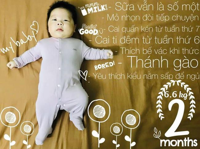 2 năm 2 đứa, mẹ 9X vẫn nhàn tênh nhờ bí quyết luyện con ngủ xuyên đêm từ khi mới sinh - Ảnh 5.