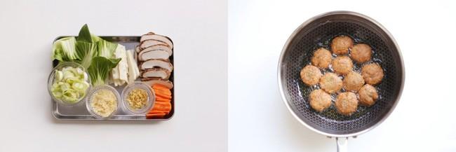 Nâng tầm đẳng cấp cho món thịt viên quen thuộc chỉ với một nguyên liệu này - Ảnh 2.