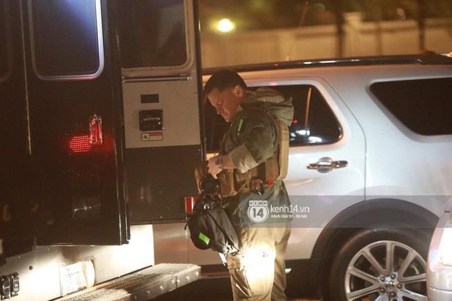 Tổng thống Mỹ Donald Trump xuống chuyên cơ, đang trên siêu xe quái thú vào trung tâm Hà Nội  - Ảnh 33.