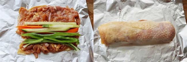 Cách làm gà nướng cuộn rau củ tuyệt ngon, hấp dẫn cho bữa cơm tối  - Ảnh 3.