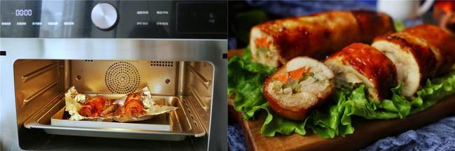 Cách làm gà nướng cuộn rau củ tuyệt ngon, hấp dẫn cho bữa cơm tối  - Ảnh 5.